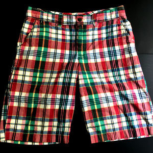 Polo by Ralph Lauren Boys Size 14 Checkered Shorts